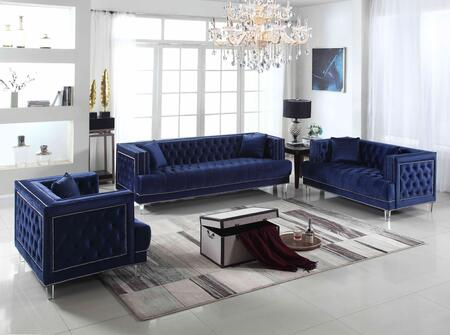 Cosmos Furniture KENDELBLUESET