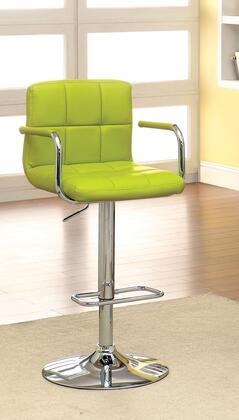 Furniture of America Corfu CMBR6917LM Bar Stool Green, Main Image