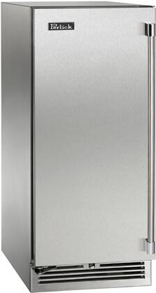 Perlick Signature HP15RO41LL Compact Refrigerator Stainless Steel, Main Image