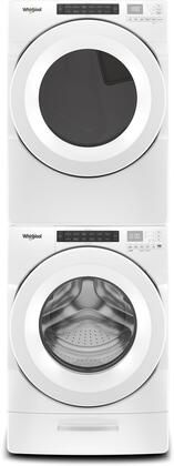 Whirlpool  975133 Washer & Dryer Set White, 1