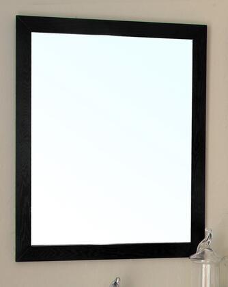 Bellaterra Home 804375MIR24BL Mirror Black, 804375 MIRROR 1