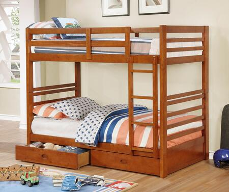 Furniture of America California IV CMBK588TXBED Bed, 1