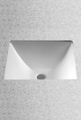 Toto Legato LT624G03 Sink Bisque, 1