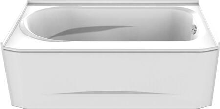 BT-0012 Odessa 60″ Bathtub With skirt  in