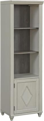 Classic Flame Swedish BKO7541TH438 Bookcase White, Bookcase