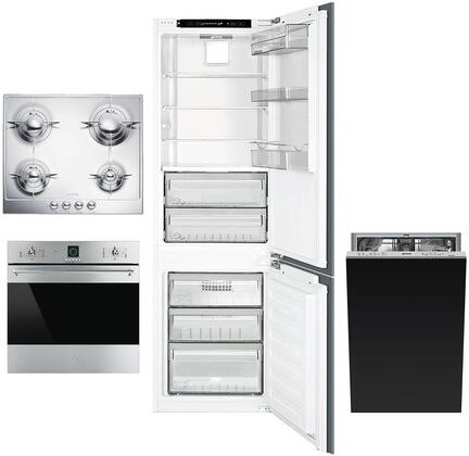 Smeg 1126862 Kitchen Appliance Package & Bundle Panel Ready, Main image