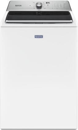 Maytag MVWB865GW 5.2 Cu. Ft. White Top Load Washer