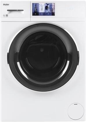 QFW150SSNWW 24″ Frontload Washer with 2.4 cu. ft. Capacity  16 Cycles  Electronic Controls  Built-In Wi-Fi Connect  in