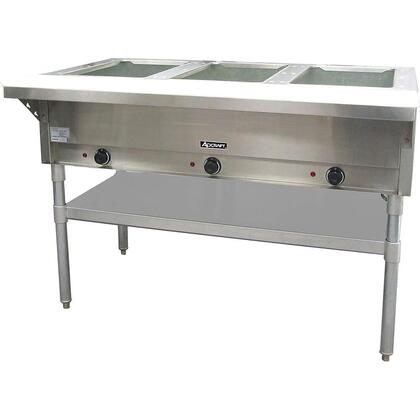 Admiral Craft  ST1203 Commercial Electric Steam Table Silver, 51JCRwCN1HL. SL1000