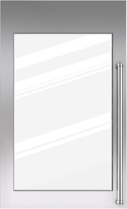 Sub-Zero 7025353 Wine Cellar Door Stainless Steel, Main Image