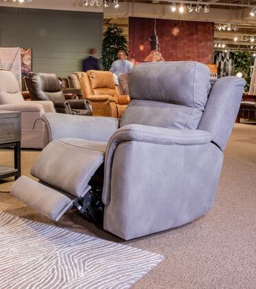Signature Design by Ashley Next-Gen DuraPella 5930113 Recliner Chair Gray, NMI 59301 13 Open