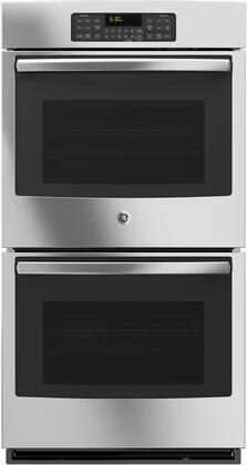 GE JK3500SFSS Double Wall Oven Stainless Steel, Main Image