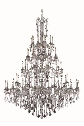Elegant Lighting 9260G72PWSS Chandelier, Image 1