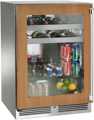 Perlick Signature HP24BS44L Beverage Center Panel Ready, Main Image