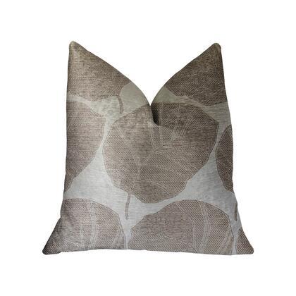 Plutus Brands Pleasant Leaves PBRA22872020DP Pillow, PBRA2287