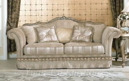 Myco Furniture Jacqueline JA7000S Stationary Sofa, 1