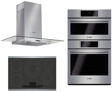 Bosch Benchmark 902706 Kitchen Appliance Package & Bundle Stainless Steel, 1