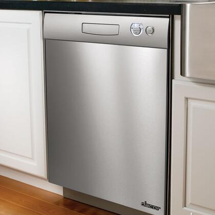 Dacor Distinctive DDWF24S Built-In Dishwasher Stainless Steel, 1
