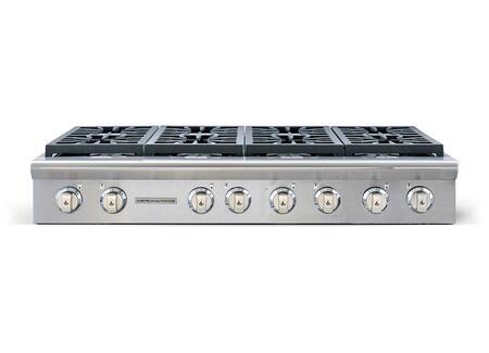 American Range Cuisine ARSCT488N Gas Cooktop Stainless Steel, ARSCT488N Rangetop