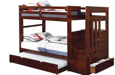 Furniture of America Woodridge CMBK612BED Bed, 1