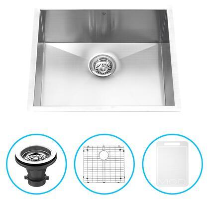 Vigo VG2320CK1 Sink, VG2320CK1 1 B