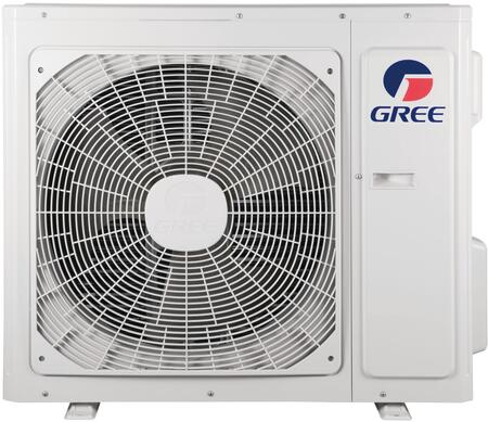 LIVS18HP230V1BO Livo Series Mini Split Outdoor Unit with 18000 BTU Cooling and 19000 BTU Heating Capacity  G10 Inverter Technology  Intelligent -  Gree
