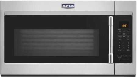 Maytag MMV5227JZ Over The Range Microwave Stainless Steel, MMV5227JZ Over the Range Microwave