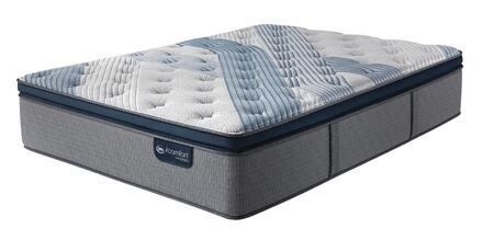 iComfort by Serta Blue Fusion 4000 5008215231070 Mattress Gray, Main image