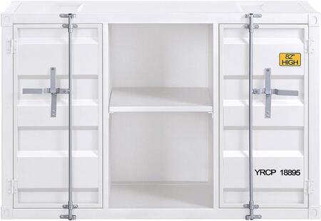 Acme Furniture Cargo 77890 Server White, Main Image