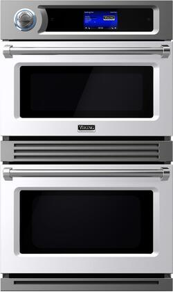 Viking 7 Series LVDOT730WH Double Wall Oven White, Main Image
