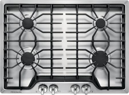 Frigidaire  FFGC3026SS Gas Cooktop Stainless Steel, FFGC3026SS Gas Cooktop