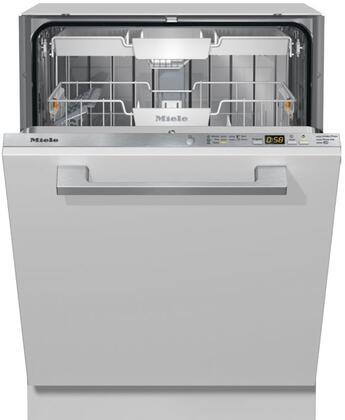 Miele G5000 G5056SCVI Built-In Dishwasher Panel Ready, G 5056 SCVi Fully Integrated Dishwasher