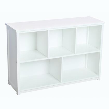 Guidecraft Classic White G85707 Bookcase, 1