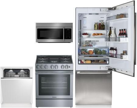 Blomberg 1115168 Kitchen Appliance Package & Bundle Panel Ready, main image