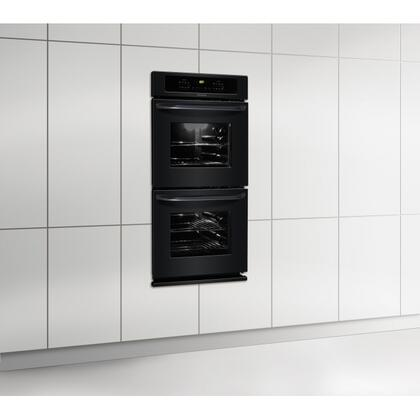 Frigidaire  FFET2725LB Double Wall Oven Black, 1