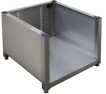 AC00005D Restaurant Commercial Dishwasher Stainless Steel Base with Door for 050F and