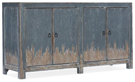 Hooker Furniture Boheme 575055460BLU 52 in. and Up TV Stand, Silo Image