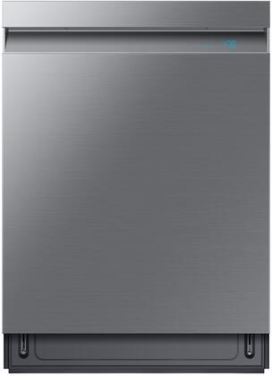 Samsung  DW80R9950US Built-In Dishwasher Stainless Steel, Main Image