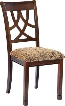 Signature Design by Ashley Leahlyn D43601 Dining Room Chair BROWN, Main Image