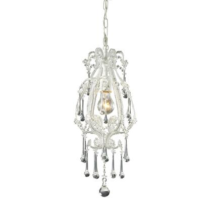 12003/1CL Opulence 1-Lt Pendant in Antique