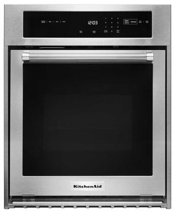 KitchenAid  KOSC504ESS Single Wall Oven Stainless Steel, Main Picture