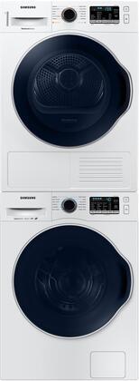 Samsung  969810 Washer & Dryer Set White, 1