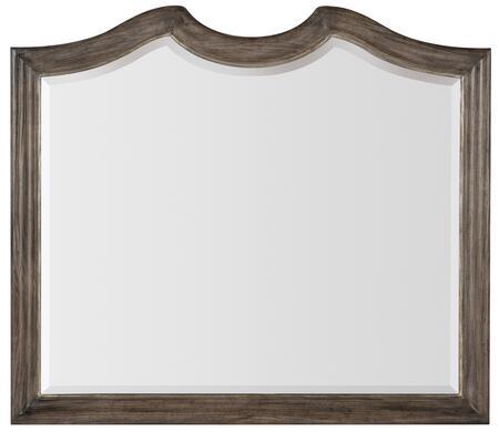 Hooker Furniture Woodlands 58209000485 Mirror, Silo Image