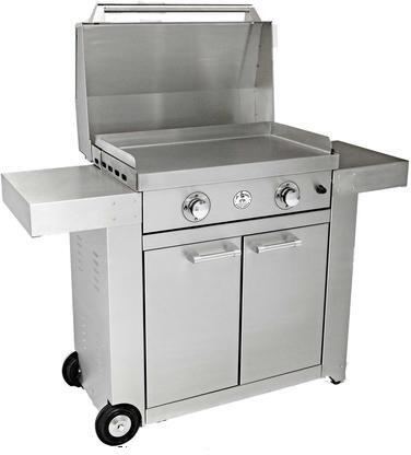 Le Griddle 1217111 Liquid Propane Grill Stainless Steel, Main Image