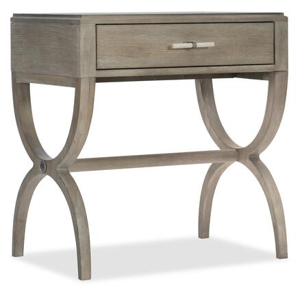 Hooker Furniture Affinity 605090015GRY Nightstand, Silo Image