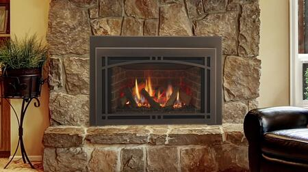 Majestic Ruby RUBY35IX Fireplace Black, 1