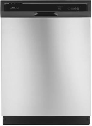 Amana  ADB1400AGS Built-In Dishwasher Stainless Steel, Main Image