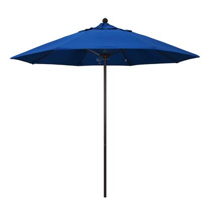 California Umbrella Venture ALTO908117SA01 Outdoor Umbrella Blue, ALTO908117-SA01Main Image