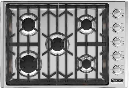 Viking Professional 5 VGSU5305BSS Gas Cooktop Stainless Steel, Main Image