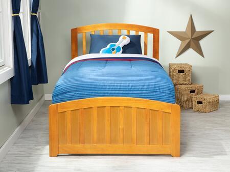 Atlantic Furniture Richmond AR882 Bed, 1